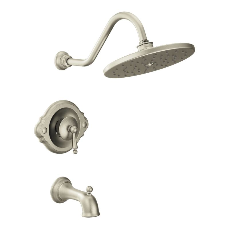 faucet com ts314bn in brushed nickel by moen