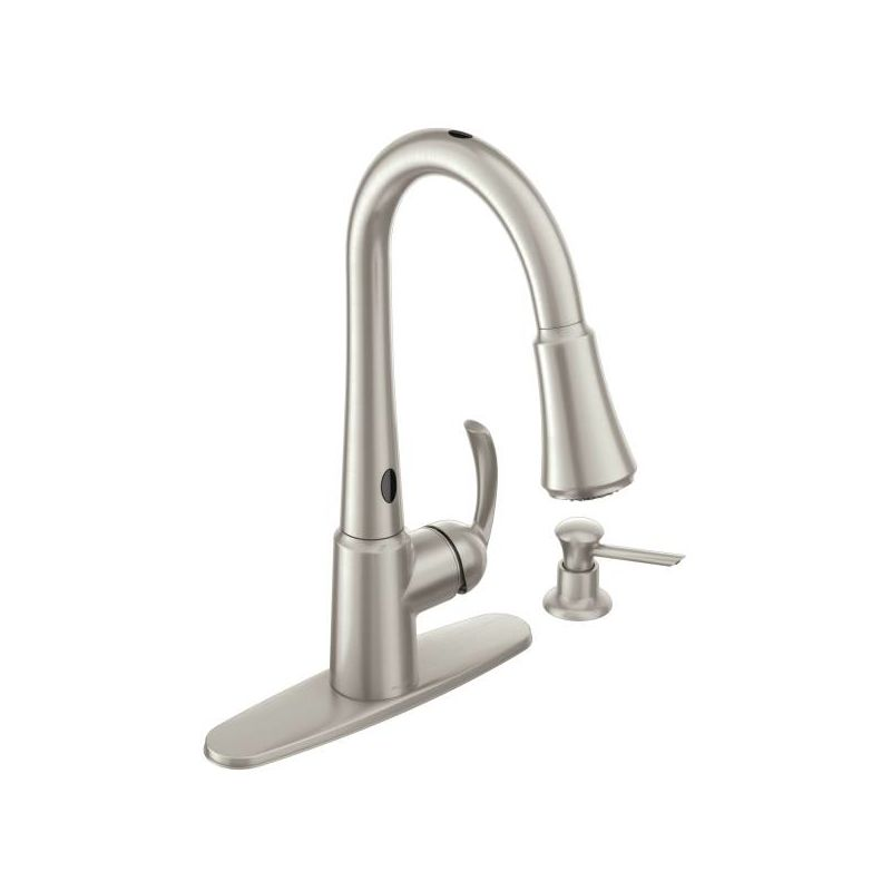 87359e2srs In Spot Resist Stainless By Moen