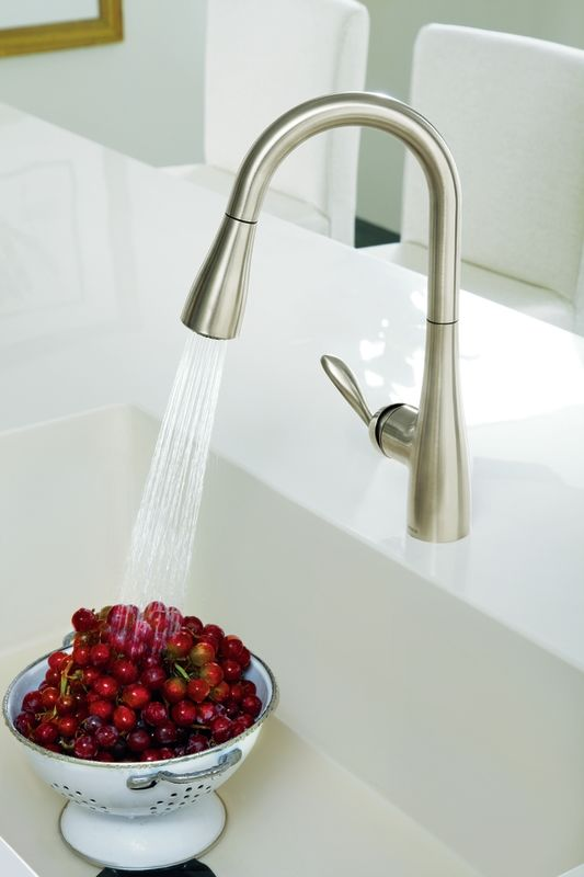 Faucet Com 5995srs In Spot Resist Stainless By Moen