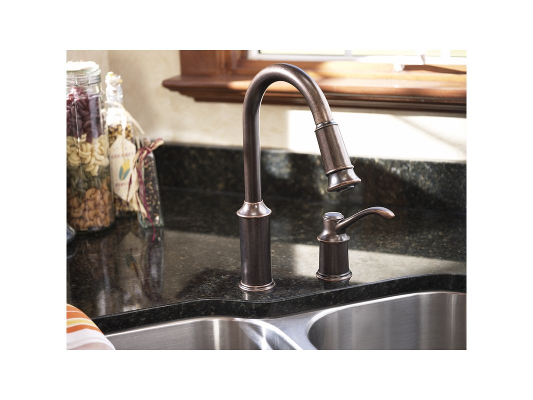 Faucet Com 7590orb In Oil Rubbed Bronze By Moen