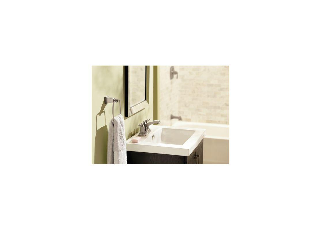 Faucet Com 84800srn In Spot Resist Brushed Nickel By Moen