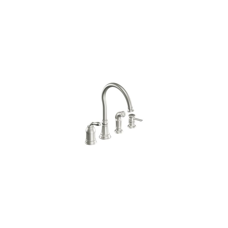 CA87008CSL In Classic Stainless By Moen