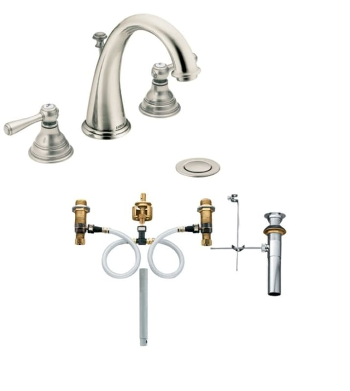 T6125az 9000 In Antique Bronze By Moen