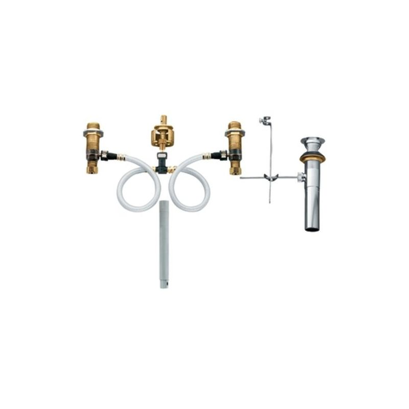 Faucet Com T6620bn 9000 In Brushed Nickel By Moen