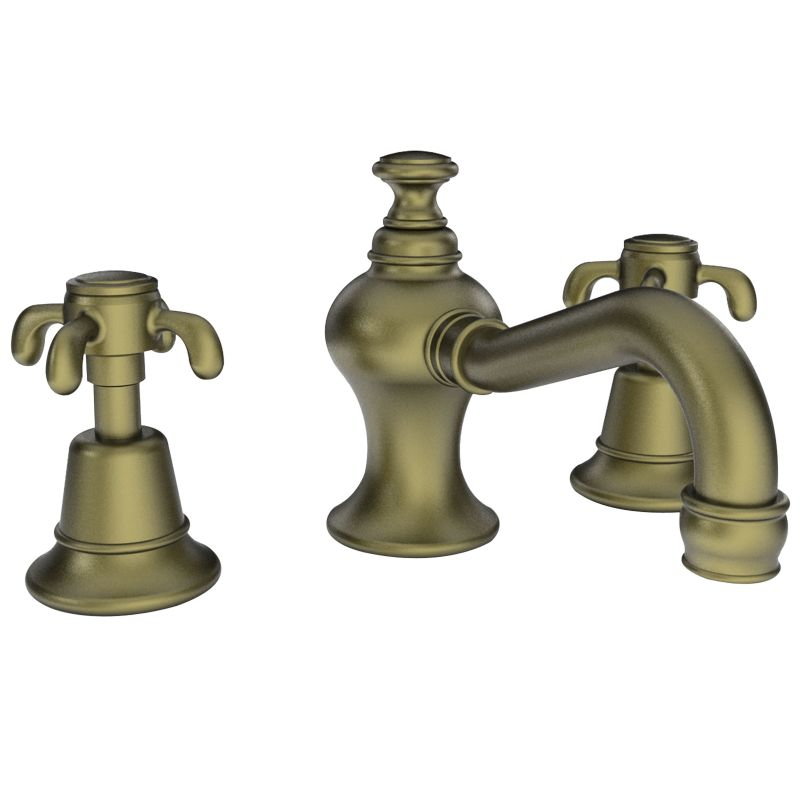 1680 06 in antique brass by newport brass Newport brass bathroom faucets
