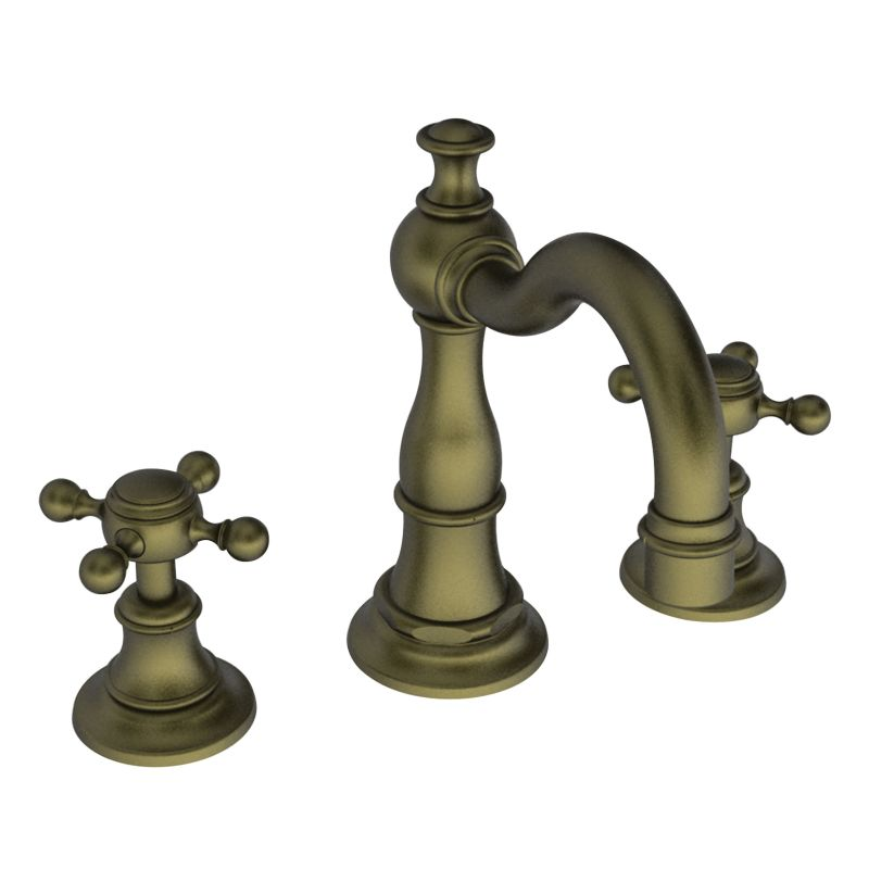 1760 06 in antique brass by newport brass Newport brass bathroom faucets