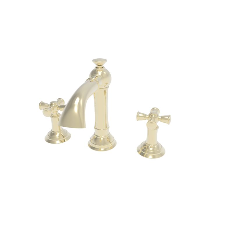 Innovative In Widespread 2Handle LowArc Bathroom Faucet In Vibrant French Gold