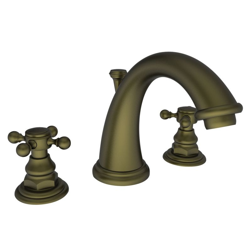 890 06 in antique brass by newport brass Antique brass faucet bathroom