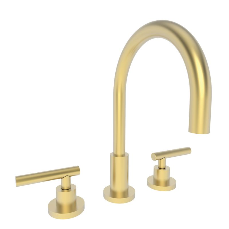 Discontinued bathroom faucets - Faucet Com 990l 04 In Satin Brass Pvd By Newport Brass