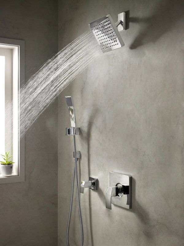 Faucet Com B89 7dfk In Brushed Nickel By Pfister