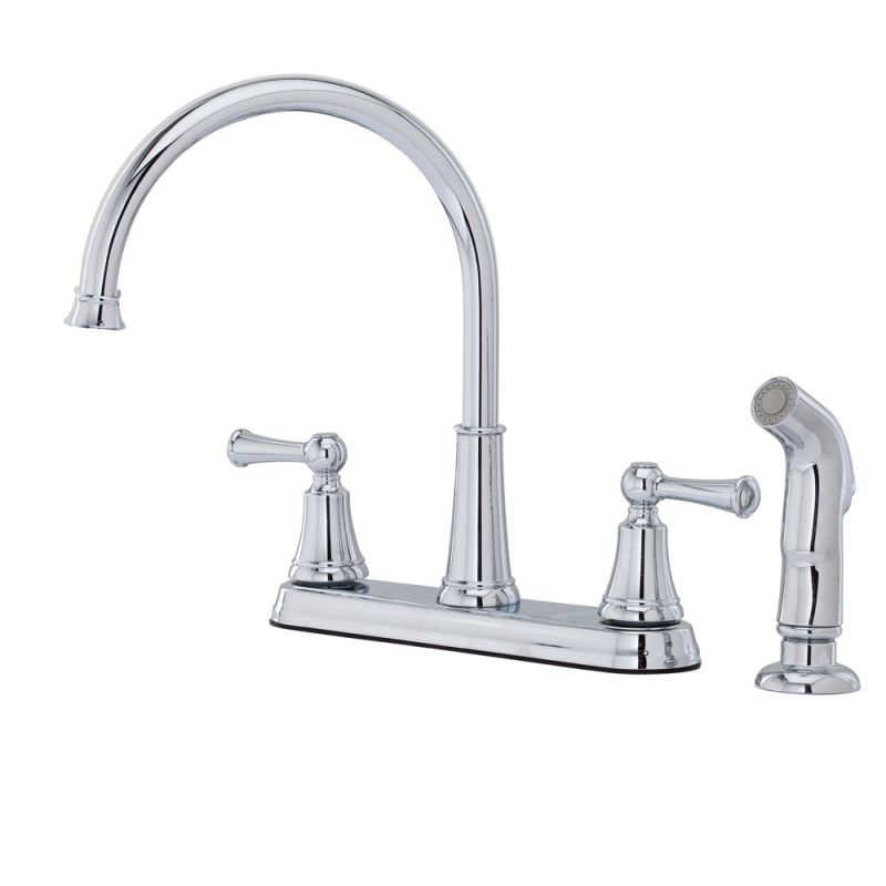 faucet com f 036 4svc in polished chrome by pfister