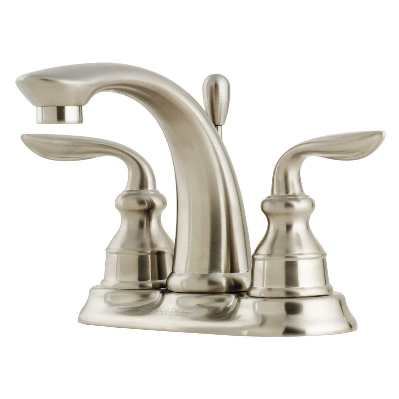 Menards Pfister Kitchen Faucet : Faucet f cb k in brushed nickel by pfister