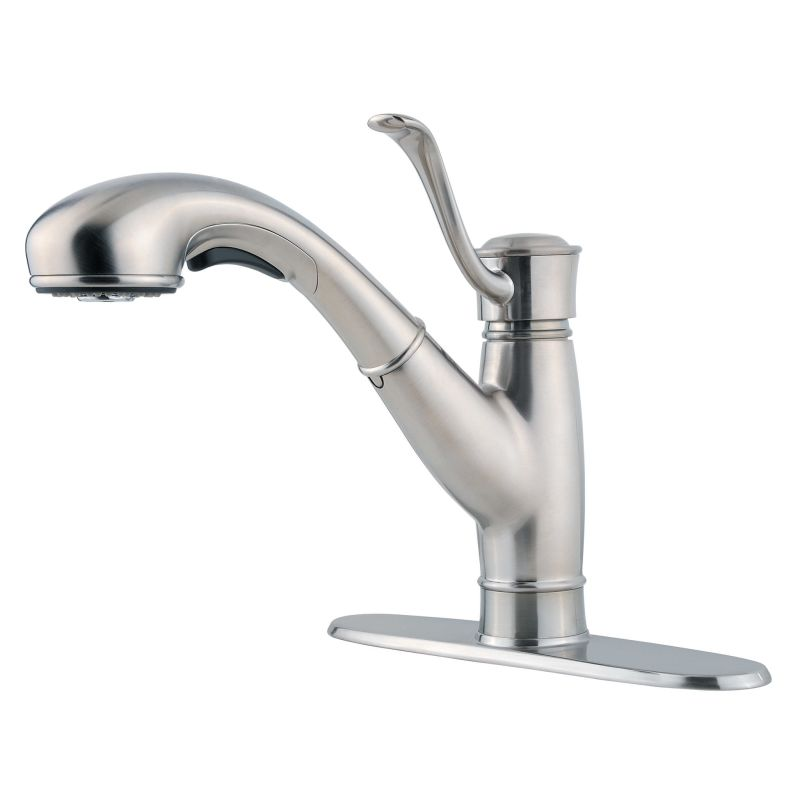 Stainless Steel Kitchen Faucet Pfister