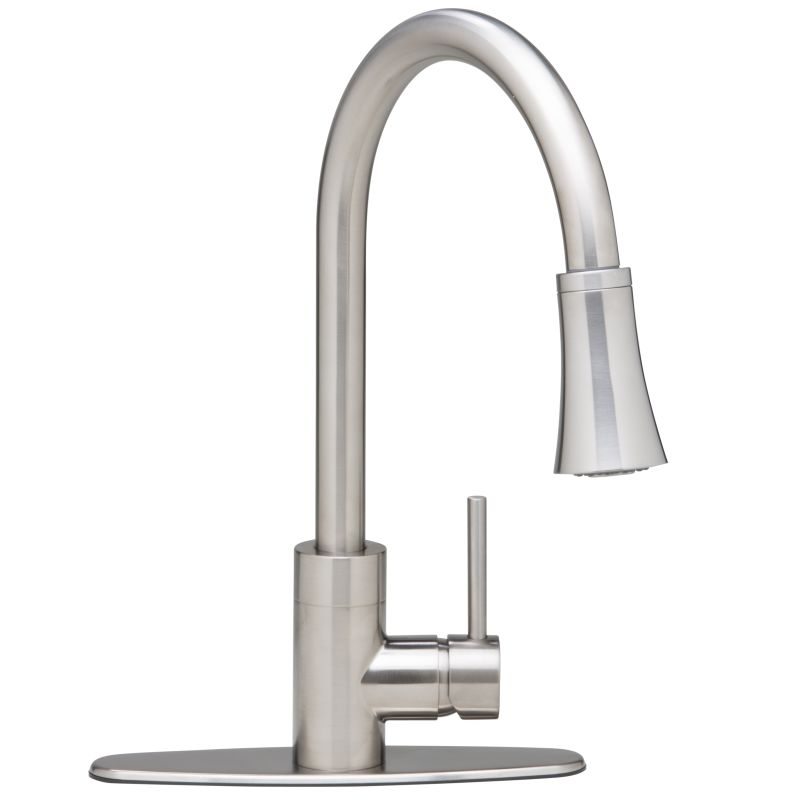 faucet com pfxc7011bn in brushed nickel by proflo faucet com pfxc4121bn in brushed nickel by proflo