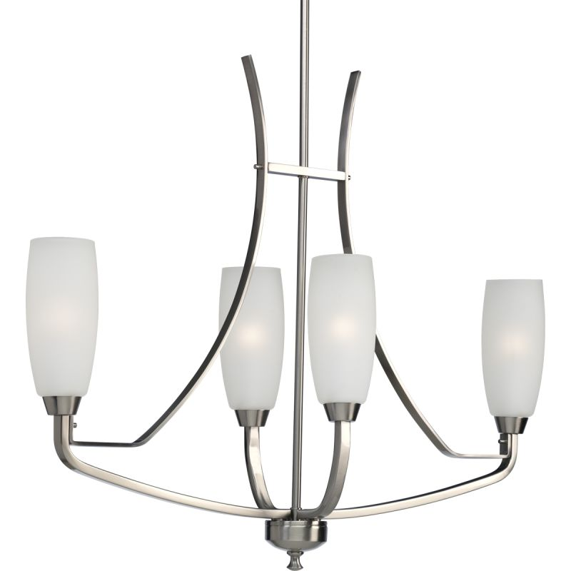 P4435 09 In Brushed Nickel By Progress Lighting