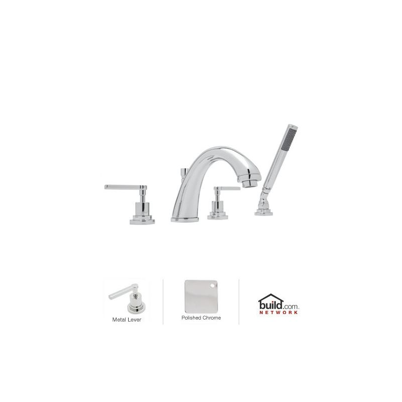 A1264LMAPC In Polished Chrome By Rohl