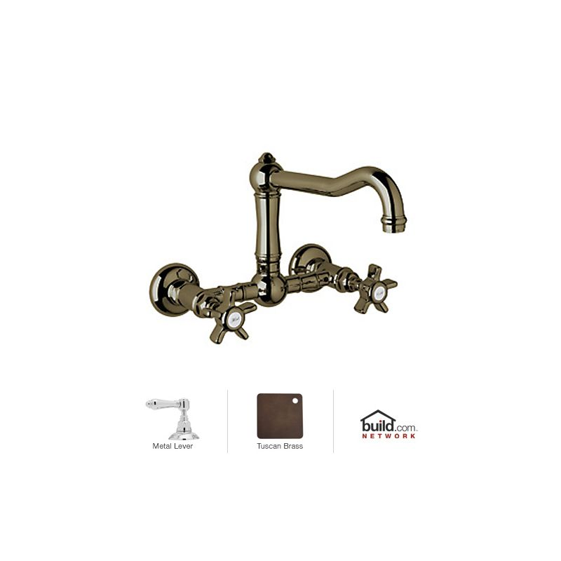 A1456lmtcb 2 In Tuscan Brass By Rohl