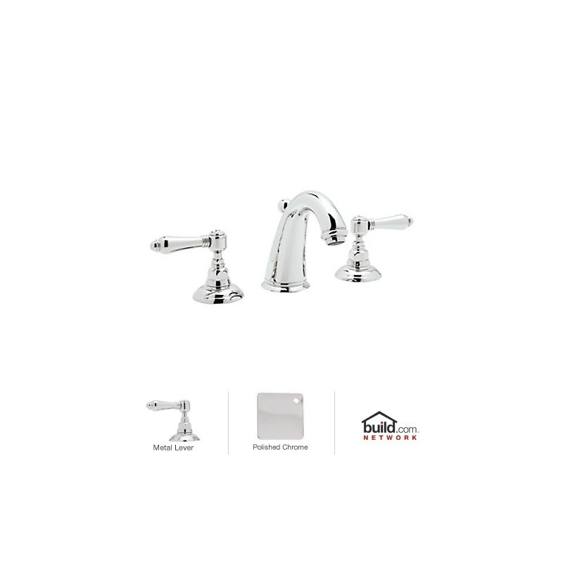 Wonderful Rohl A2108LMAPC-2 Polished Chrome San Julio Widespread Bathroom Faucet  500 x 500 · 14 kB · jpeg