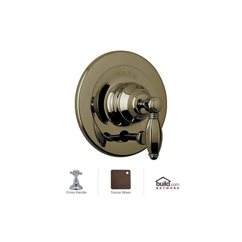Faucet Com A2400xmtcb In Tuscan Brass By Rohl