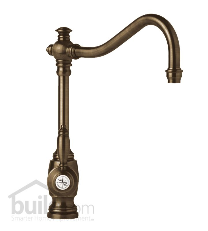 Faucet Com 4200 Dab In Distressed Antique Brass By