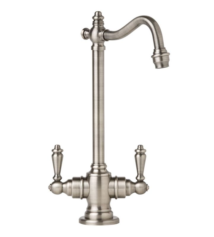 faucet 1300 ap in antique pewter by waterstone