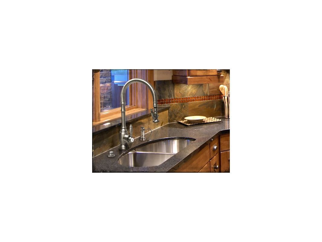 faucet 5500 3 dac in distressed antique copper by