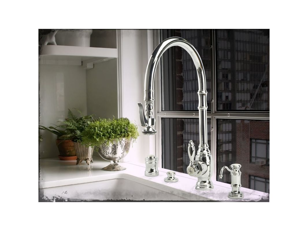 Faucet Com 5600 07 In Bisquit By Waterstone