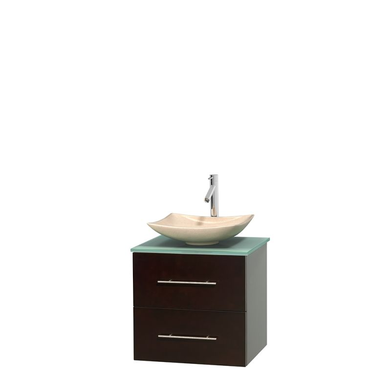 Glass Vanities And Sinks : ... vanities and tubs free freight on all wyndham collection vanities and