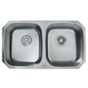Shop Double Basin Kitchen Sinks