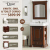 Shop Danze Vanity Promotion