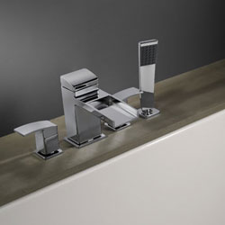 Pfister RT6-4DF Kenzo Roman Tub Faucet