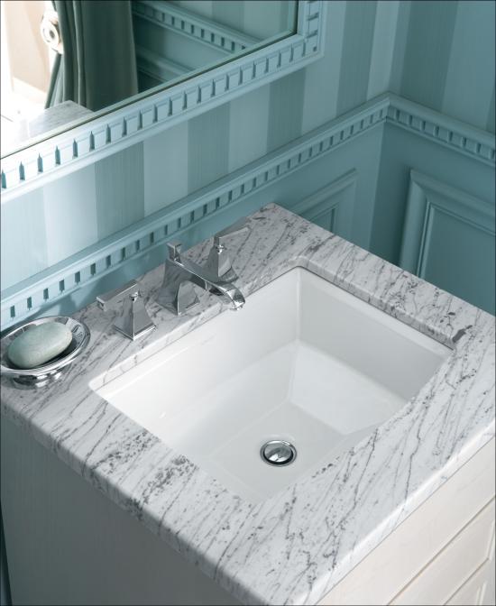 Kohler K 2355 0 White Archer 19 5 8 Quot Undermount Bathroom