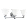 P3108 Progress Lighting Botanical 3 Light Bathroom Fixture