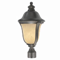 Golden Lighting Outdoor Post Lights